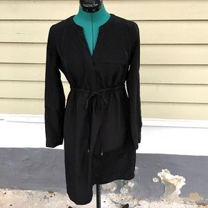 A Pea in The Pod Long Belted Blouse
